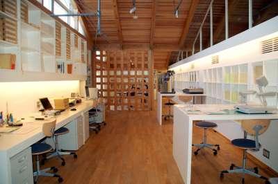 ■研究・作業室